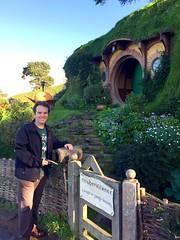 Dreaming of Bag End (Evan Ridpath) Tags: matamata gandalf bilbobaggins hobbiton bagend newzealand thehobbit lordoftherings