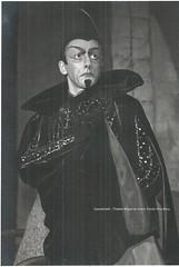 GIONGO, Fabio, Méphistophélès, Faust, Théâtre Royal de Gand (Operabilia) Tags: claudepascalperna opera gand ghent théâtreroyal vinabovy soprano opéraroyal operabilia generalmanager bass fabiogiongo faust méphistophélès gounod