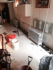 """Basement Waterproofing • <a style=""""font-size:0.8em;"""" href=""""http://www.flickr.com/photos/76001284@N06/14153495100/"""" target=""""_blank"""">View on Flickr</a>"""