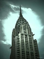 Chrysler Building (tlphoto96) Tags: newyork skyscraper artistic manhattan chryslerbuilding gargoyles