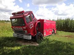 Black Jack, TX VFD (Roberson County) Tanker 82 (FiremanRW) Tags: firetruck international tender tanker