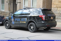 APD Ford Explorer #20 (Seluryar) Tags: ohio ford explorer police utility department akron interceptor