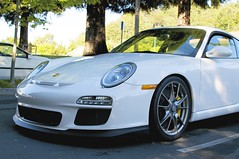 Porsche 997.2 GT3 (fungalicon) Tags: ca usa scottsvalley 911 porsche gt3 997 pccb centerlock