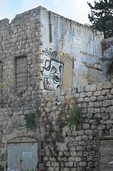 Haifa Streets (46) (Chasing Ghosts LDN / MELB) Tags: streetart photography israel screen warehouse printing ghosttown ghosts haifa shiz chasing keos chased gingie chasingghosts brokenfingaz chasinghosts haifagraff haifagraffiti thewarehousehaifa