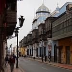 La casa de los cinco balcones, Palacio de Osambela, Casa Oquendo, Centro Cultural Inca Garcilazo de la Vega thumbnail