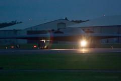 Backtrack (Al Henderson) Tags: bw louisiana exercise spirit aviation military sabre b2 strike usaf raf fairford grumman northrop b2a 509th 931088