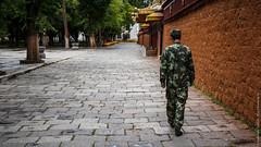 Летняя резиденция Норбулинка в Лхасе, Тибет