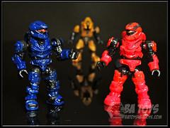 Mega Bloks ONI:Quad-Walker (Symon-006) Tags: halo megabloks oni quadwalker