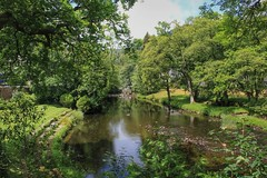 River Conwy at Betws-y-Coed