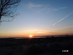 sol de levante (j.martinezsanchez) Tags: españa costa sol playa salinas alicante amanecer campo torrevieja costablanca levante vegabaja sanmigueldesalinas