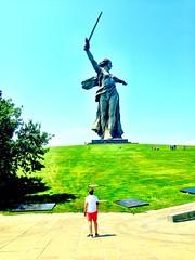 Stalingrad Memorial!