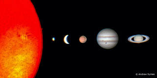 The Solar System (so far) with iPhone