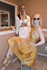 Fashions (DollAddict) Tags: mannequin mannequins victoria v diane geo patina dewitt rootstein ardelle dashndazzle