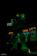 DSC08875 (arieschou) Tags: japan night tokyo   odaiba    nex6