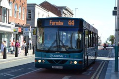 Arriva North West 2624 CX07CPK (Northern156) Tags: west north wright southport 44 commander formby arriva vdl 2624 sb120cs cx07cpk
