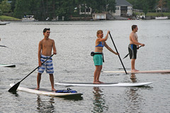 Paddleboarding (SUP) with Rachael's CenterFit Class (V-rider) Tags: rachael sports water fun rachel exercise joy paddle stroke balance ralph sup halley lakemurray paddleboard rhm maryclaire xti paddleboarding vrider97 rachaelcenterfitpaddleboarding
