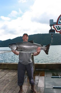 Alaska Salmon Fishing Lodge - Luxury 28