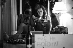 chillaX@s (RaffaellaIrrera) Tags: flower love home night canon 50mm reading mirror photo casa reflex women babies wine drink russia midnight riflessi mascia onegin chiant puskin 650d
