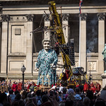 Liverpool giant - grandmother