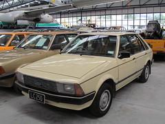 1983 Ford Laser 1.5 GL Hatchback