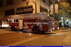 AFD Ladder L623 Pierce Lance (Seluryar) Tags: ohio lance pierce ladder akron 623 afd