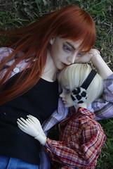 One sunny cloudy day of Ray and Shigerou (koshkamartovskaya) Tags: soom freddy dollzone gluino