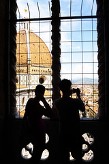 L1170374_1 (Bruno Meyer Photography) Tags: sky history colors up silhouette architecture photography shadows darkness campanile firenze duomo toscana renaissance vacanze skycrappers
