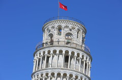 Torre inclinada de Pisa (Jos M. Arboleda) Tags: santa tower canon eos torre jose pisa 5d tilt mara campanario arboleda markiii inclinada asunta josmarboledac ef70200mmf4lisusmitalia