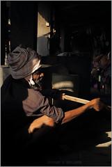 finally, mumbai (nevil zaveri (thank U for 15M views:)) Tags: zaveri dhobi ghat dhobighat laundry work india photo tradition traditional photography photographer photographs photos images stockimages destination photograph mumbai bombay maharashtra nevil people peopleatwork man men sunlight light smoke heat portrait cook cooking barbeque stick food slum nevilzaveri stock headgear turban