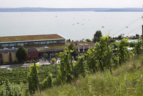 Bodensee, Lac de Constance, Meersburg