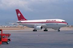 HB-IPK Airbus A310-322 Balair (michael_hibbins) Tags: