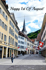 Chur - May 2014 (Rosa's Yummy Yums) Tags: switzerland town nikon chur oldtown oldhouses graubünden coire 1685mm nikond7100
