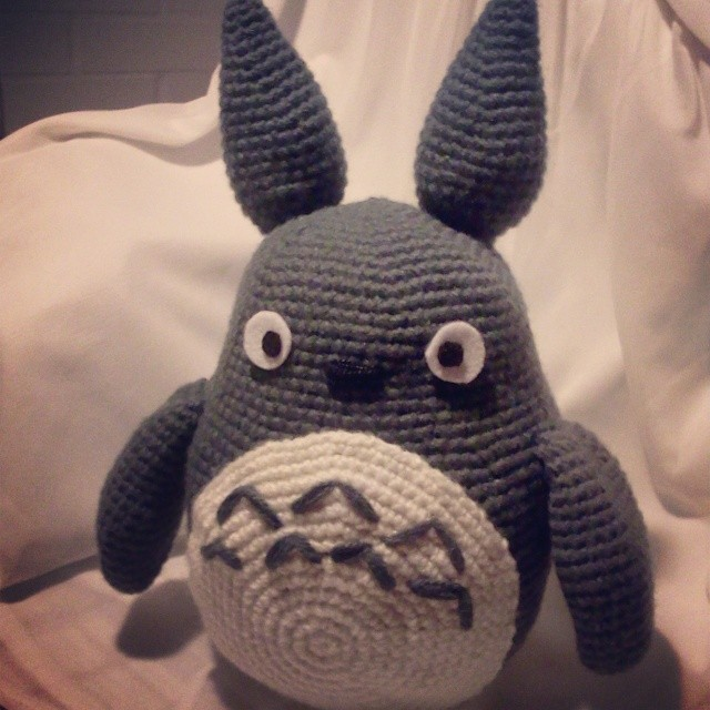 Amigurumi Tags For Instagram : The world s best photos of amigurumi and totoro flickr