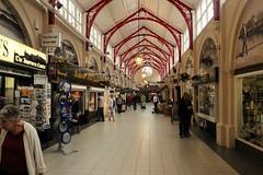 Arcade (tonydickins) Tags: shop mall shopping scotland arcade shops inverness