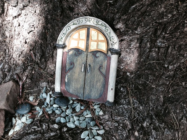 Door to a Secret World