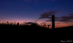 West Dennis beach (dayanesmith) Tags: beach photography landscapes capecod massachusetts horizon westdennisbeach afterthesunsets