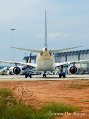 Saudi Arabian Airlines Airbus A330 (Sri_AT72 (Sriram Hariharan Photography)) Tags: plane photography aviation bangalore airbus saudi arabian kia airlines a330 spotting bia planespotting saudia a330223 blr bengaluru bial aviationphotography vobl bengaluruinternationalairport kempegowdainternationalairport