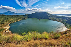 Taal Volcano Crater, Philippines