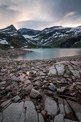 Weisee (Alex Schubert) Tags: sunset mountains alps canon austria sterreich skiing sommer htte berge alpen 2014 pinzgau uttendorf rudolfshutte weisssee rudolfshtte 60d weissee gletscherwelt