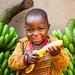 Burundi boy with banana Isabel Corthier Caritas International Belgium