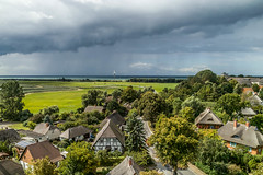 SDIM0429.jpg (DeGrimmis) Tags: storm rain clouds sigma balticsea ostsee darss wustrow bodden dp1
