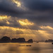 下龍灣之晨 The Morning of Halong Bay