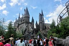Wizarding World of Harry Potter - Hogsmeade #2 (*Amanda Richards) Tags: orlando harrypotter universal universalstudios hogwarts 2014 hogsmeade beauxbatons durmstrang wizardingworldofharrypotter