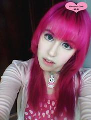 Kinumi Cati (kinumicati) Tags: world pink anime records cute girl fashion japan hair japanese eyes doll guinness gamer idol kawaii otaku cati gyaru livingdoll oshare ulzzang kinumi