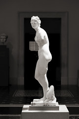 Marble Statue of Aphrodite - Metropolitan Museum of Art (James Prochnik Photography) Tags: newyorkcity roman stonesculpture imperial marble aphrodite marblestatue 1stcenturyad 2ndcenturyad themetnyc gallery162 marblestatueofaphrodite