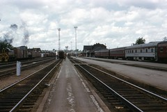 CPR Depot and Yards Sudbury, Ont 1962-06-21 (363FroodRd / 573PineSt) Tags: cpr sudburyon