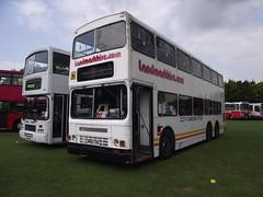 M682TDB (landmarkhire.com) 21-09-2014 Duxford Showbus (routemaster2217) Tags: transport duxford imperialwarmuseum iwm showbus2014