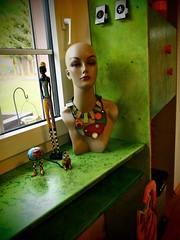 Kchendetail (Mareike Scharmer) Tags: cats green painting grn katzen mareikescharmer