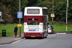 699 (Callum's Buses & Stuff) Tags: bus buses edinburgh lothian trident madder lothianbuses transbus edinburghbus madderandwhite madderwhite busesedinburgh