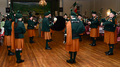 Emerald Society Pipes and Drums